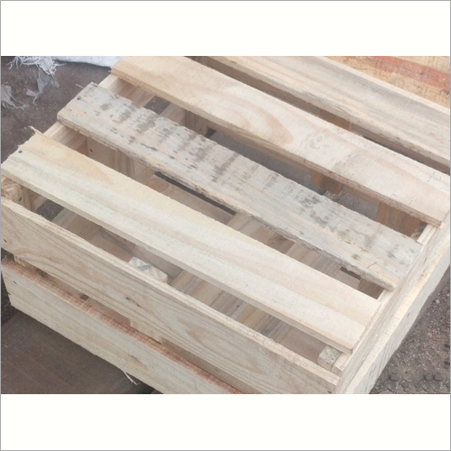 Wooden Pinewood Crates