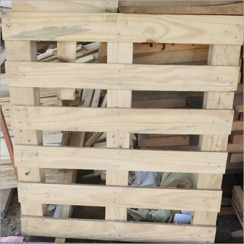 Square Pinewood Pallets
