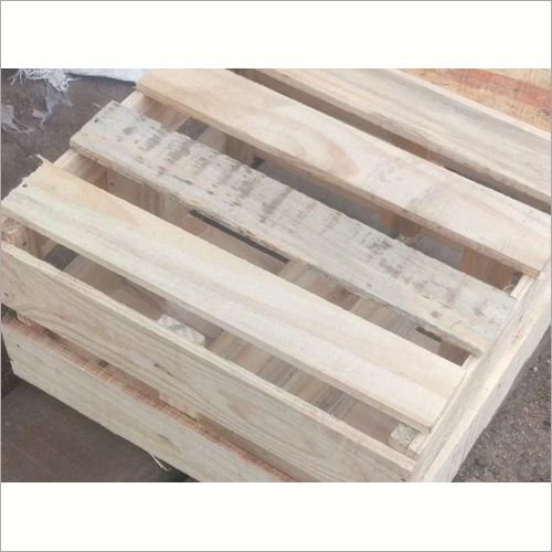 Pinewood Packaging Crates