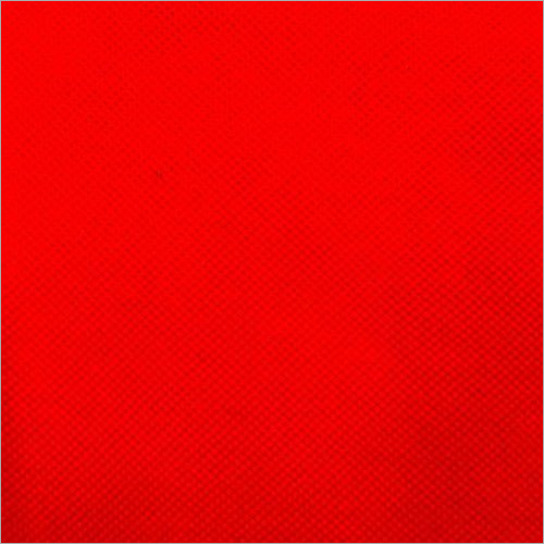 PC Red Matty Fabric