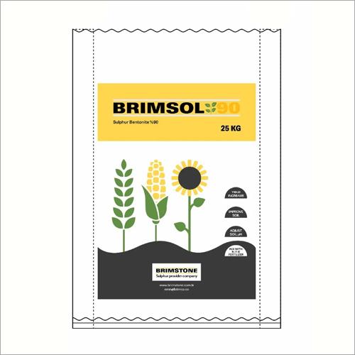 25 kg Brimstone Sulphur Bentonite Fertilizer