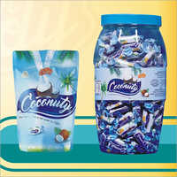 Coconuty Toffee