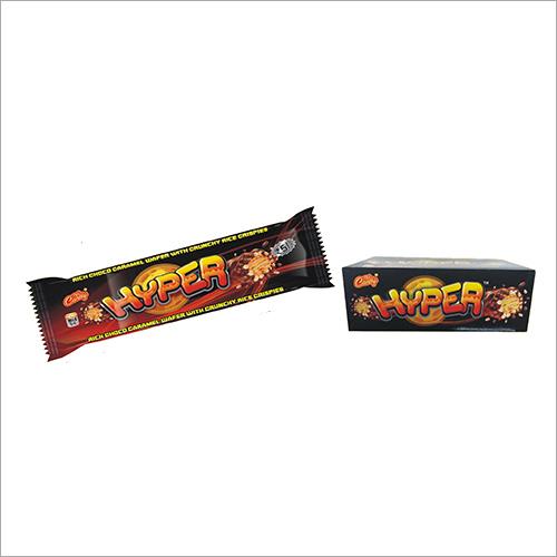 Choco Carmel Wafer