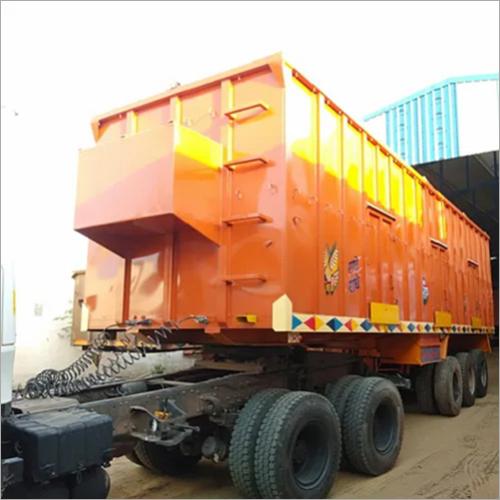 Crusher Truck Trailer