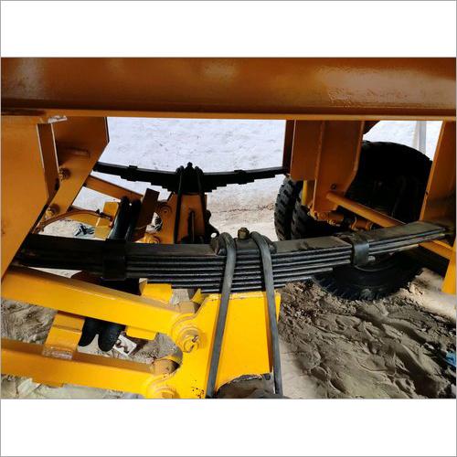 Truck Trailer Lift Bellow System