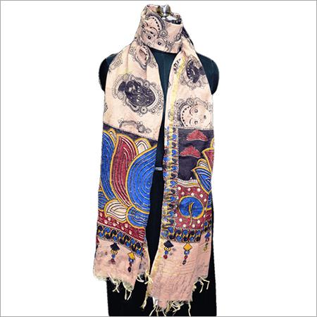Handloom Linen And Blended Shawls