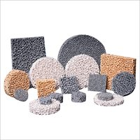 Cearmic Foam Filter For Sand Casting And Investment Casting
