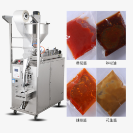 YDS-16 Automatic Sauce filling packing machine