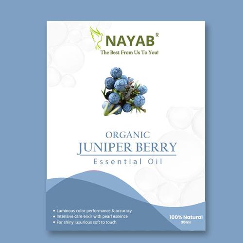 Organic Juniper Berry Essential Oil