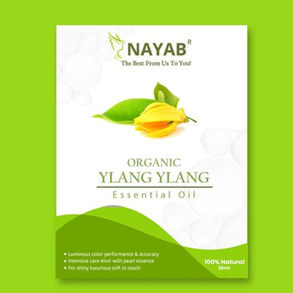 Organic Ylang Ylang Essential Oil Age Group: All Age Group