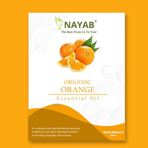 Organic Orange Essential Oil
