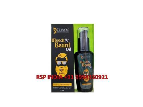 Mooch & Beard Oil 30ml