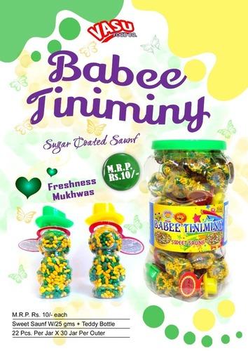 Babee Tiniminy Sweet Saunf
