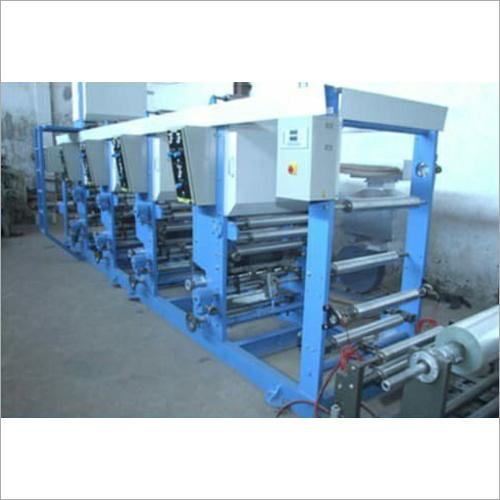 Smoke Printing Machine