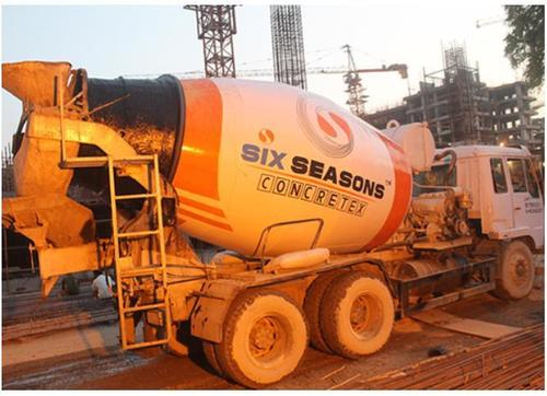 Ready Mix Concrete for Residential