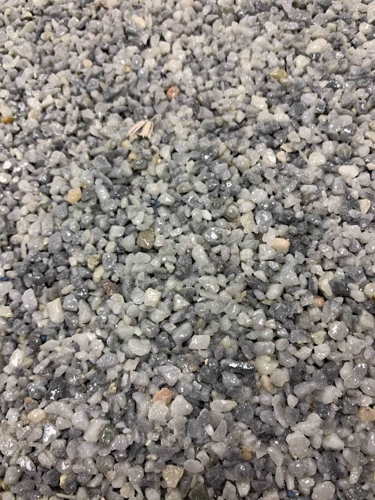 Road Construction Crushed Stone Pink And Red Color Granite Gravels