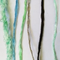 Fiberglass Rope With Color Mark