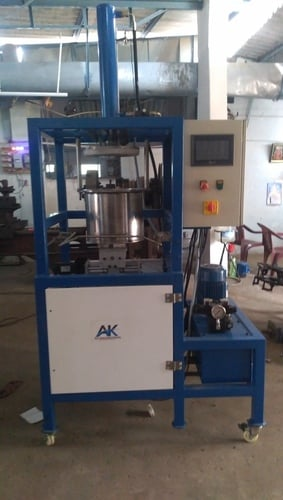 Twist murukku making machine