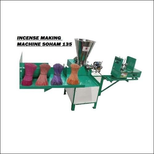 Incense Making Machine Soham 135