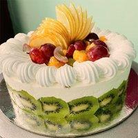 Fresh Fruit Gateaux