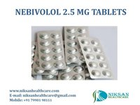NEBIVOLOL 2.5 MG TABLETS