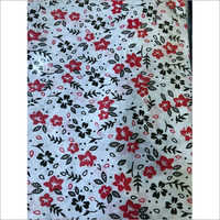 Floral Printed Flannel Fabric
