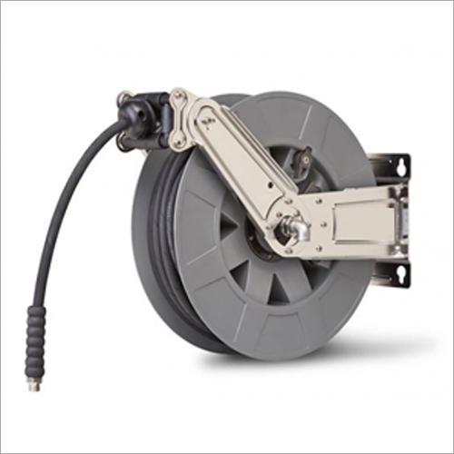 9400 Stainless Steel Air Hose Reel