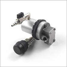 Pneumatic And Electric Oil Pump
