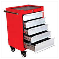 5 Drawers Tool Trolley