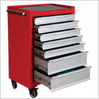 7 Drawers Tool Trolley