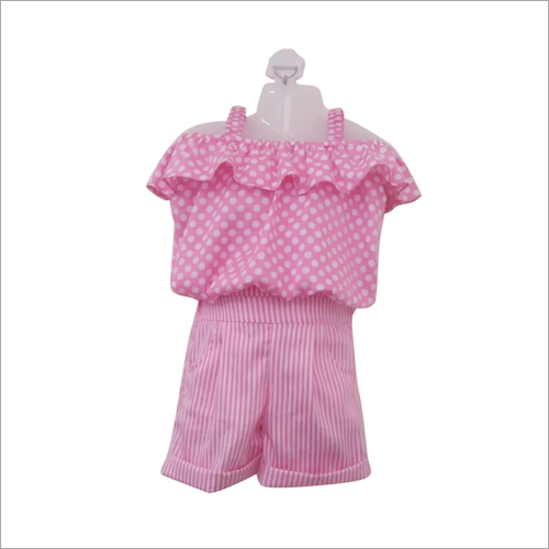 Kids Short And Top