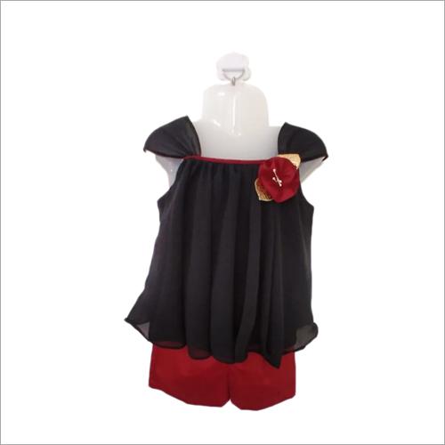 Kids Modern Skirt With Top