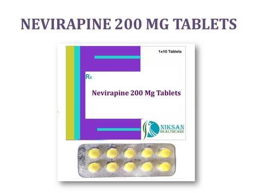 NEVIRAPINE 200 MG TABLETS