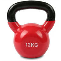 12 kg Vinyl Coated Kettle Bell
