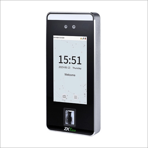 Speedface V5l Touchless Face Attendance With Mask