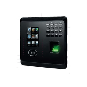 Multi-Bio Face Base Time Attendance Terminal With Access Control Functions