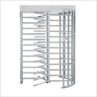 Single Door Full Height Turnstile