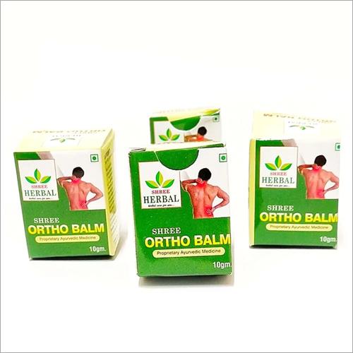 10 gm Ortho Balm
