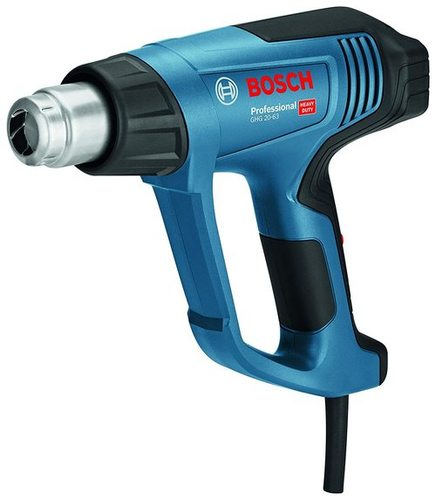 Bosch Heat Gun With Display Speed