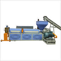 Automatic Two Stage Extruder Machine
