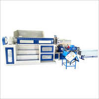 Two Stage Extruder Machine