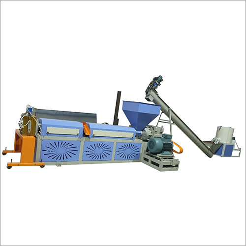 Single Extruder Machine