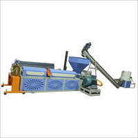 Single Extruder Machine