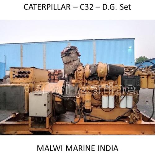CATERPILLAR-C32-3516-3412-3408-3408 DIESEL GENERATOR ENGINE