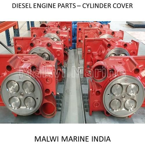 Diesel Engine Parts - Cylinder Cover