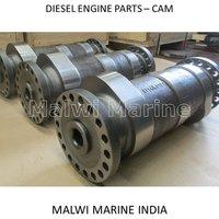 Camshaft For Diesel Engine Parts
