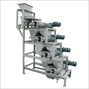 Stainless Steel Magnetic Roll Separator
