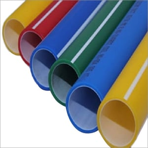 PLB HDPE Round Duct
