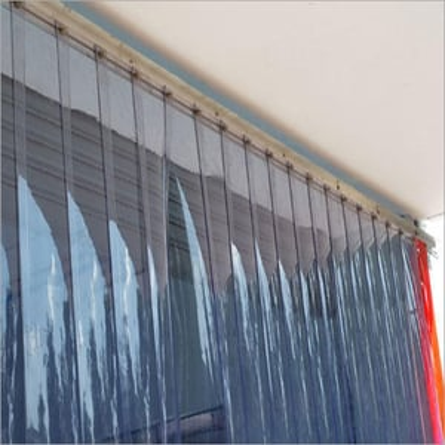 Clear View Welding PVC Strip Curtain