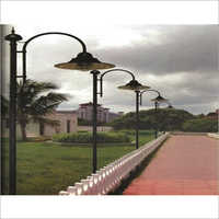 Decorative Garden Pole